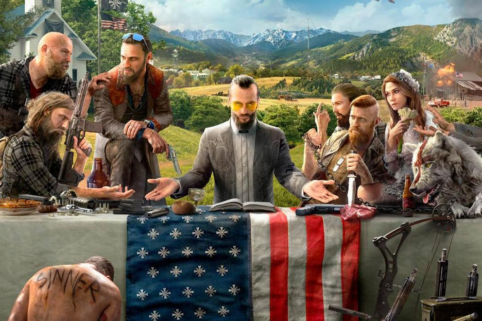 Is it hypocritical for Christians to be offended by 'Far Cry 5'?