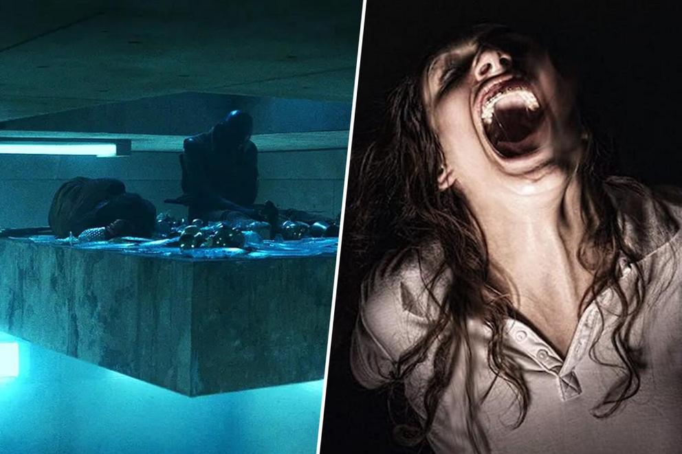 Scariest Netflix Spanish horror movie: 'The Platform' or 'Verónica'?