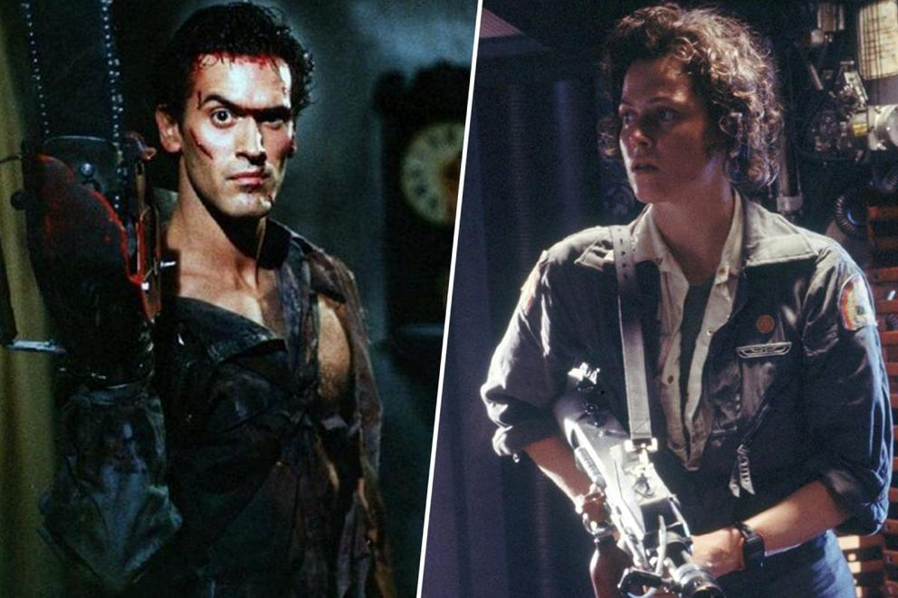 Who's the greatest horror hero: Ash or Ripley?