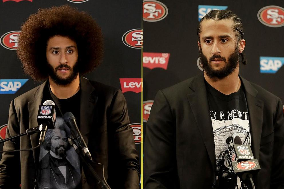 Should Colin Kaepernick cut his hair?
