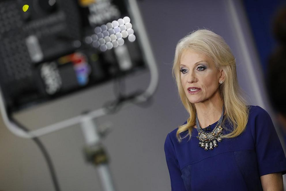 Should Kellyanne Conway be banned from TV?