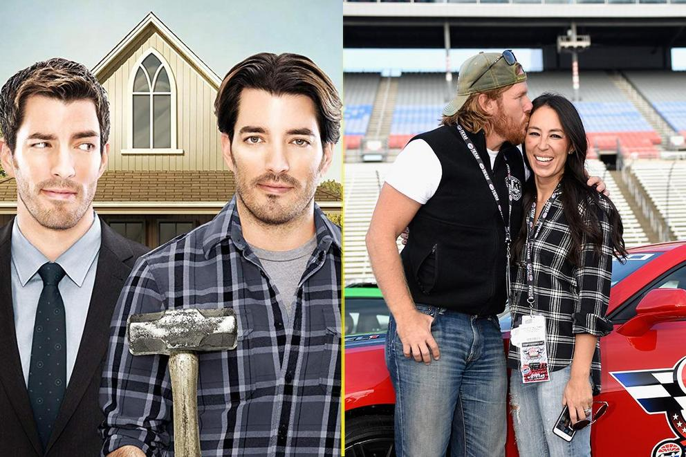 Which HGTV show do you love more: 'Property Brothers' or 'Fixer Upper'?