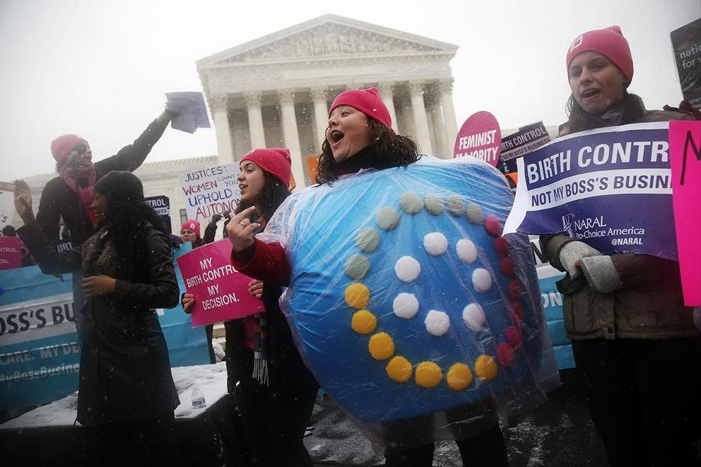 Should employers be required by law to cover birth control?