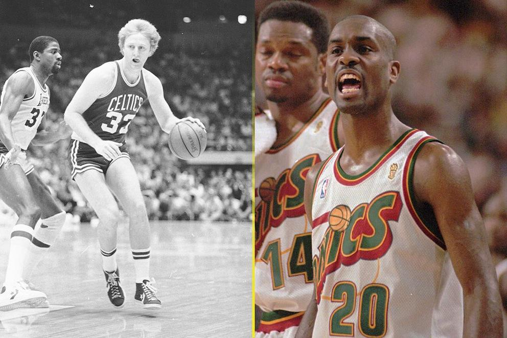 Best NBA trash talker: Larry Bird or Gary Payton?