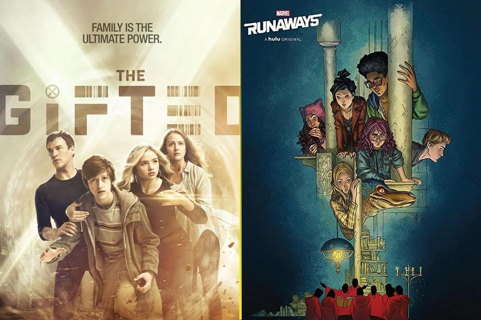 Favorite new superhero team show: 'The Gifted' or 'Runaways'?