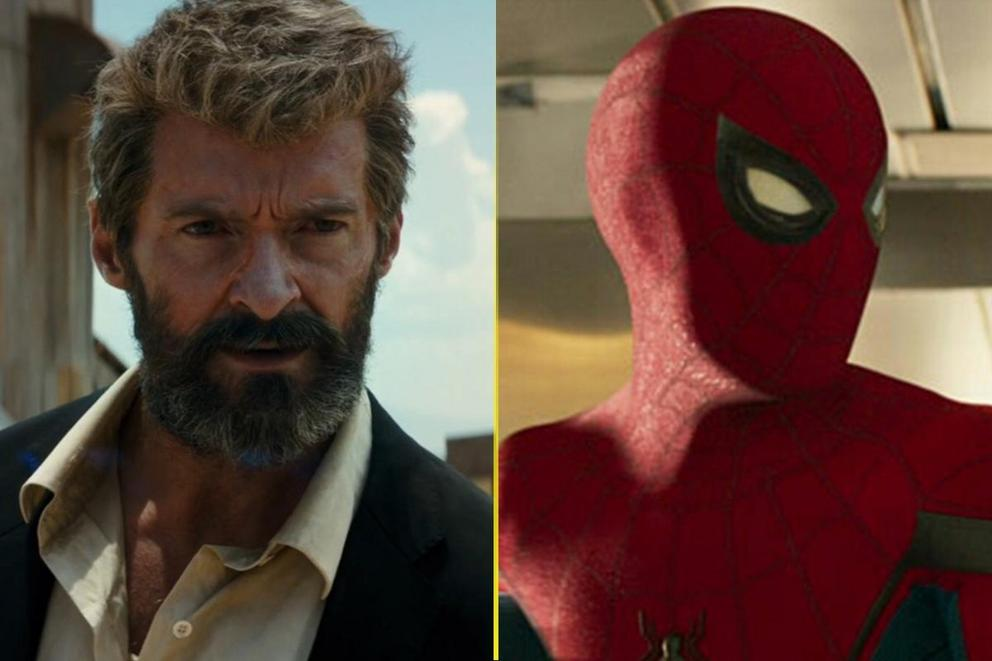 Superhero movie of the year: 'Logan' or 'Spider-Man: Homecoming'?