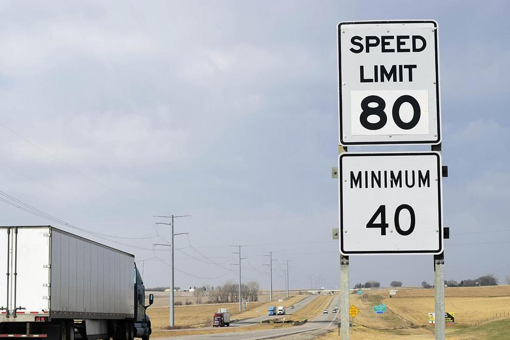 Should we get rid of speed limits?
