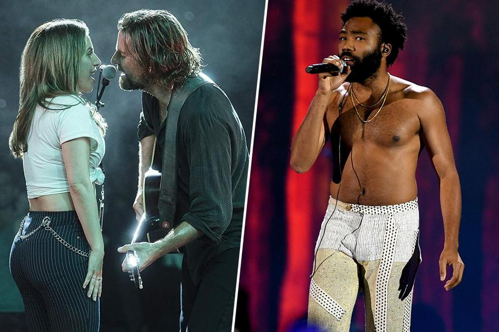 2019 Grammys Record of the Year: 'Shallow' or 'This Is America'?