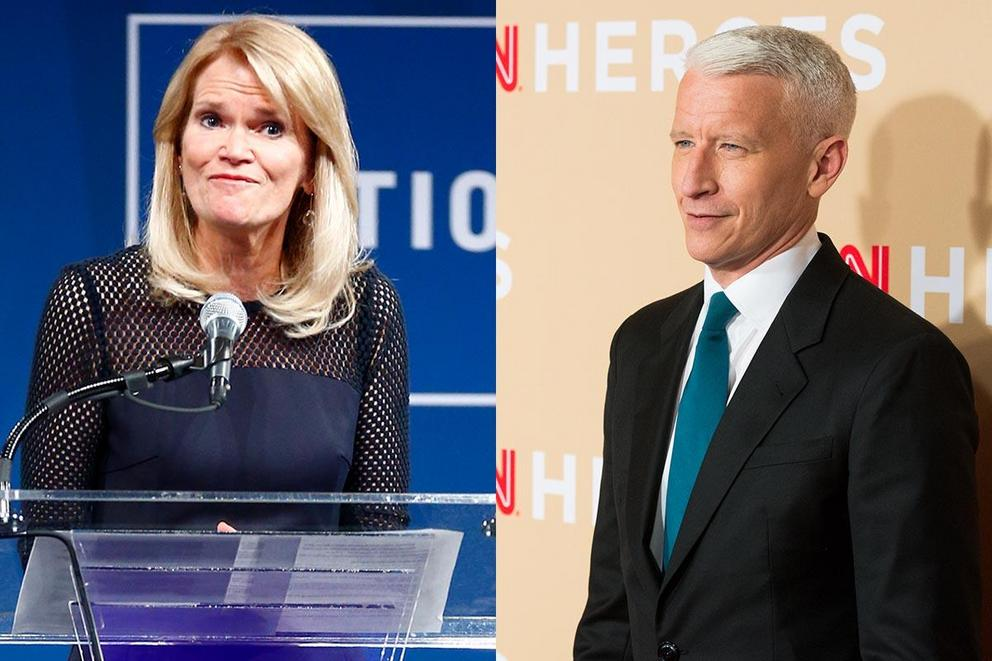 Did Martha Raddatz and Anderson Cooper moderate fairly?