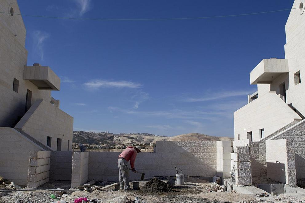 Should Israel continue expanding settlements in the West Bank?