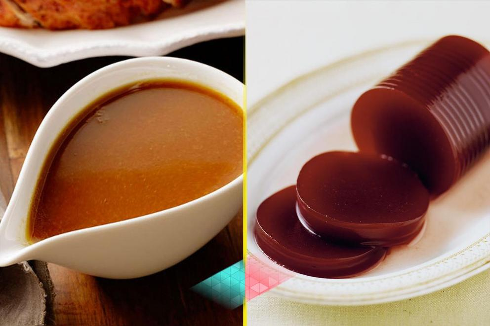 Best Thanksgiving condiment: Gravy or cranberry sauce?