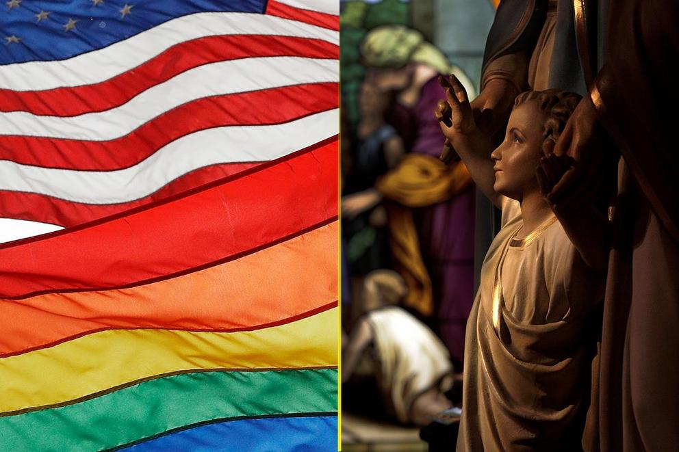 Most important issue of 2018: LGBT rights or religious freedom?
