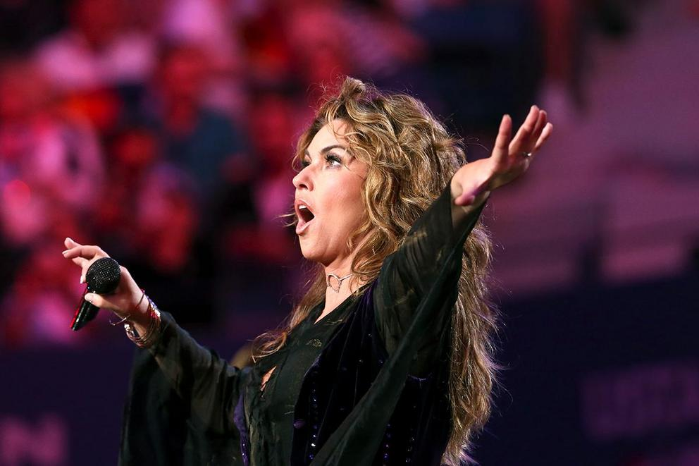 Is Shania Twain's career over?