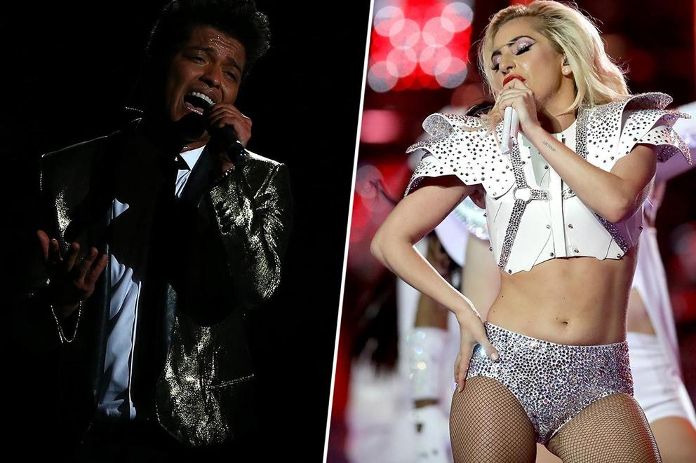 Most iconic Super Bowl halftime show: Bruno Mars or Lady Gaga?