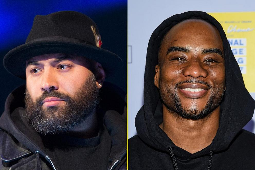 Who's your favorite hip-hop radio host: Ebro or Charlamagne Tha God?