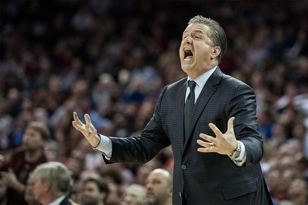Is John Calipari the most overrated college basketball coach?
