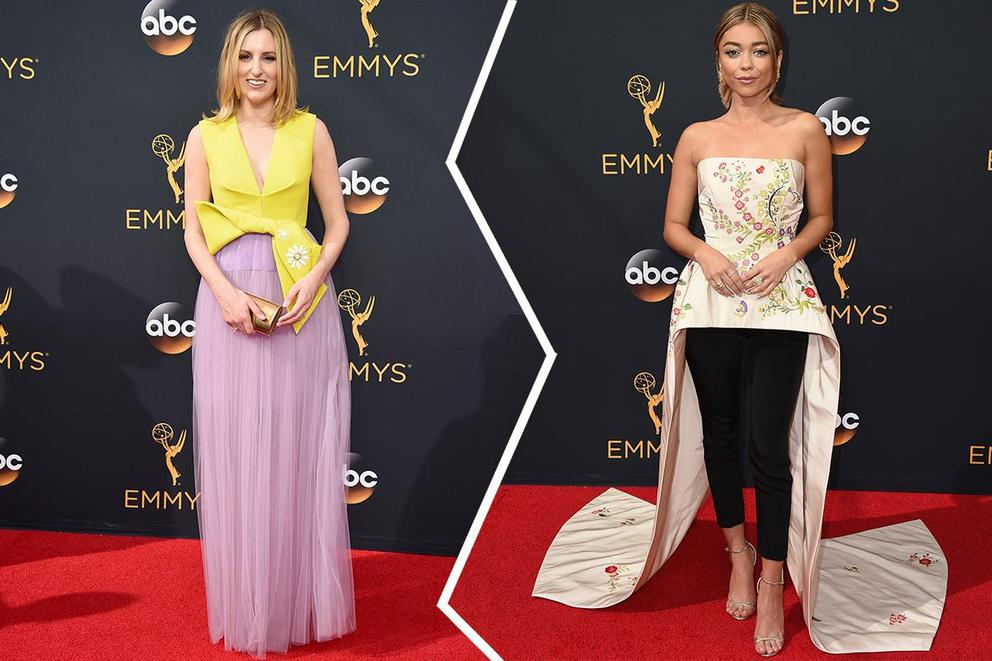 Who was the worst dressed at the 2016 Emmys?