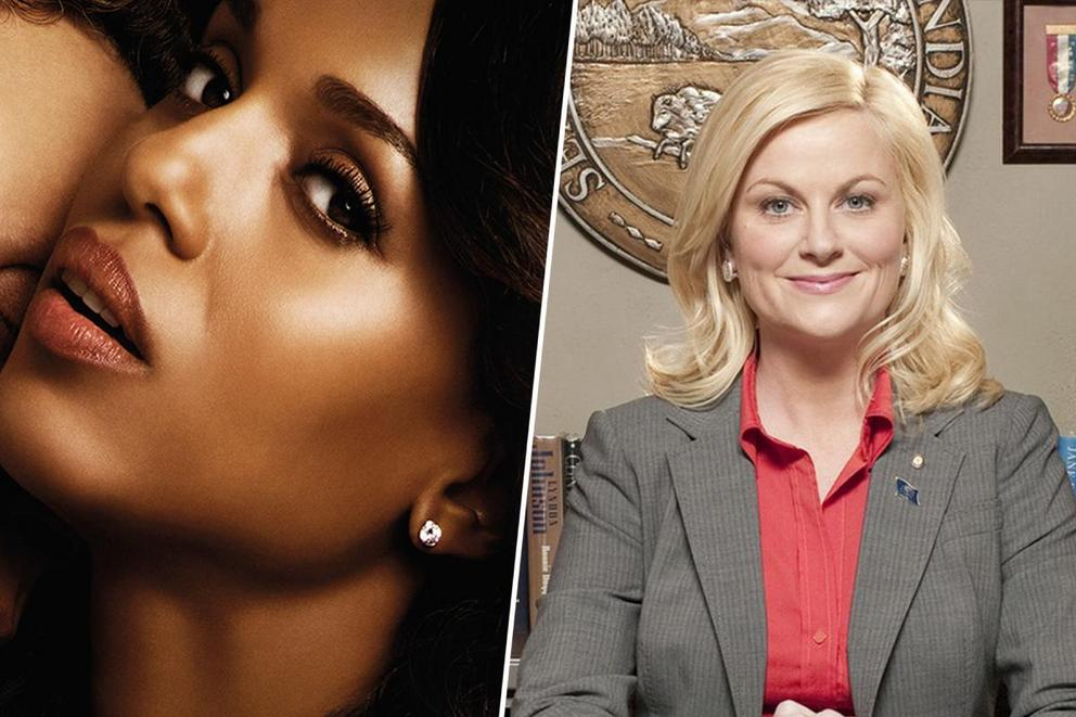 Best Political TV Show: 'Scandal' or 'Parks & Recreation'?