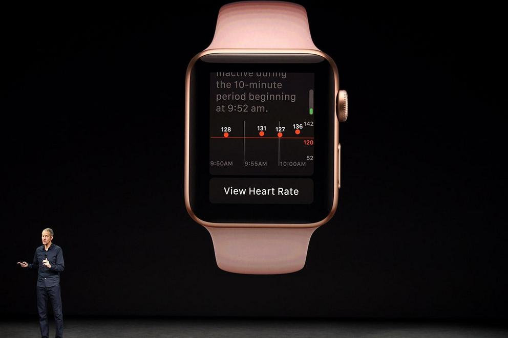 Would you trust the Apple Watch to save your life?