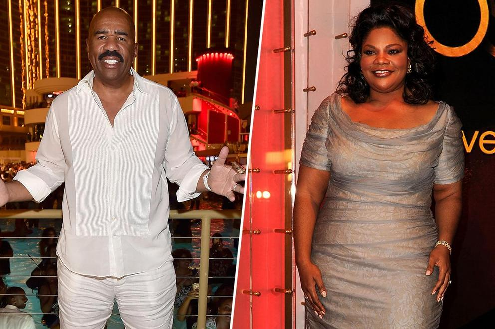 Whose side are you on: Steve Harvey or Mo'Nique?