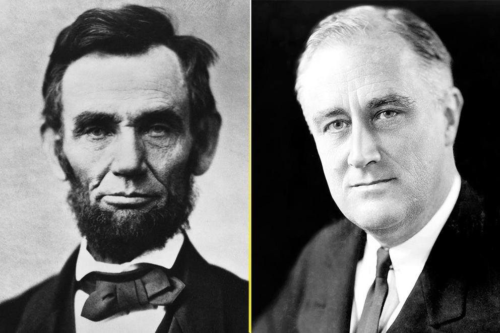 Greatest wartime president: Abraham Lincoln or Franklin D. Roosevelt?