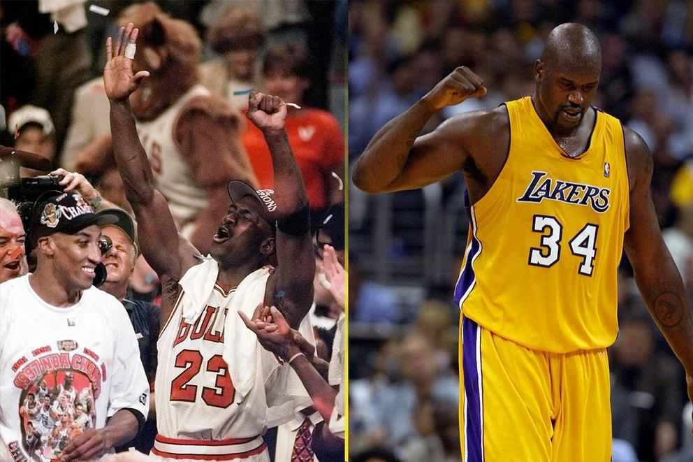 Best NBA trash talker: Michael Jordan or Shaquille O'Neal?