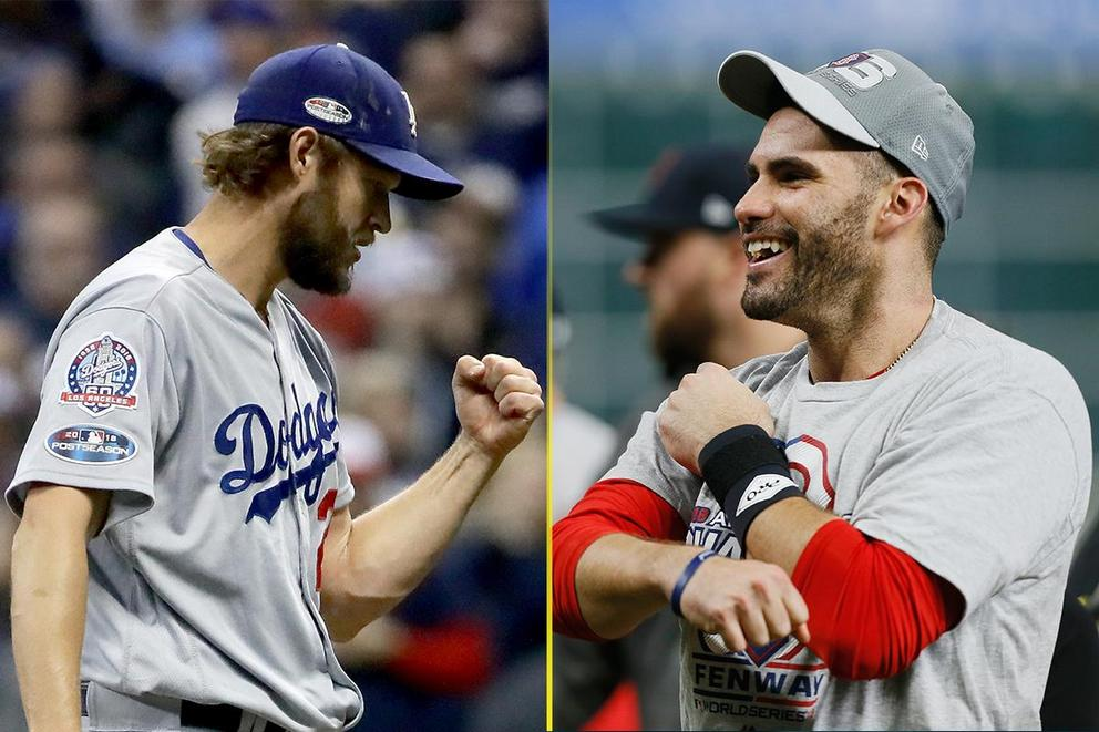 Who's going to win the World Series: Dodgers or Red Sox?