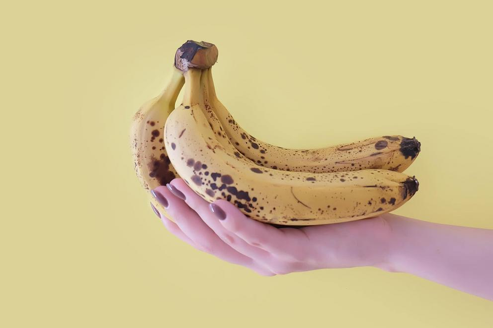 Are bananas with spots gross or delicious?