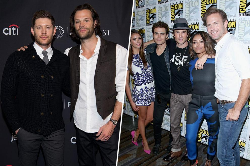Favorite CW horror-fantasy show of all time: 'Supernatural' or 'The Vampire Diaries'?