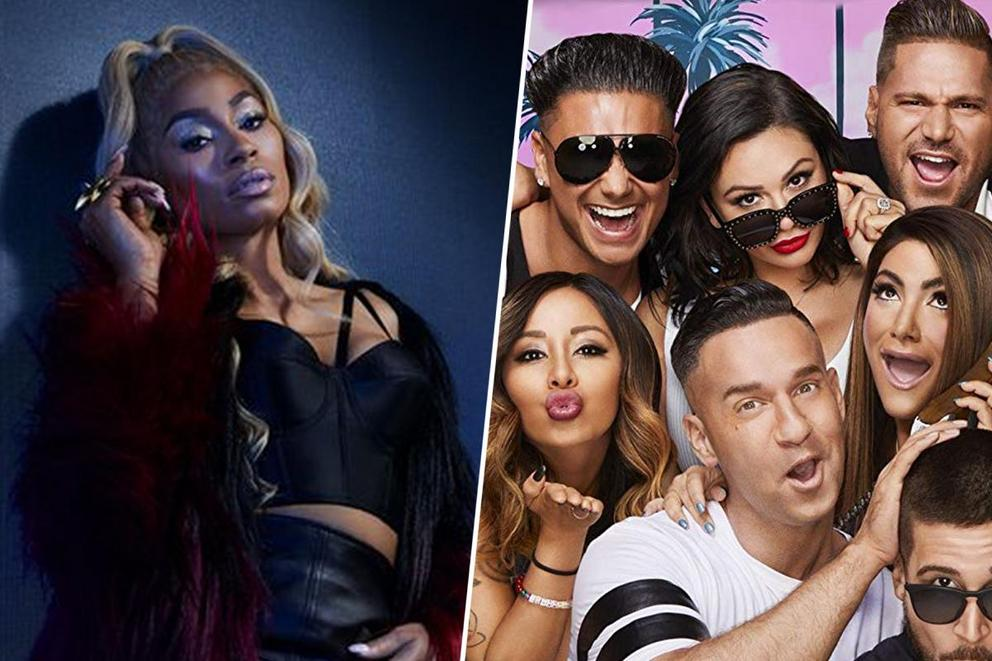 Favorite reality show: 'Love & Hip Hop: Atlanta' or 'Jersey Shore Family Vacation'?