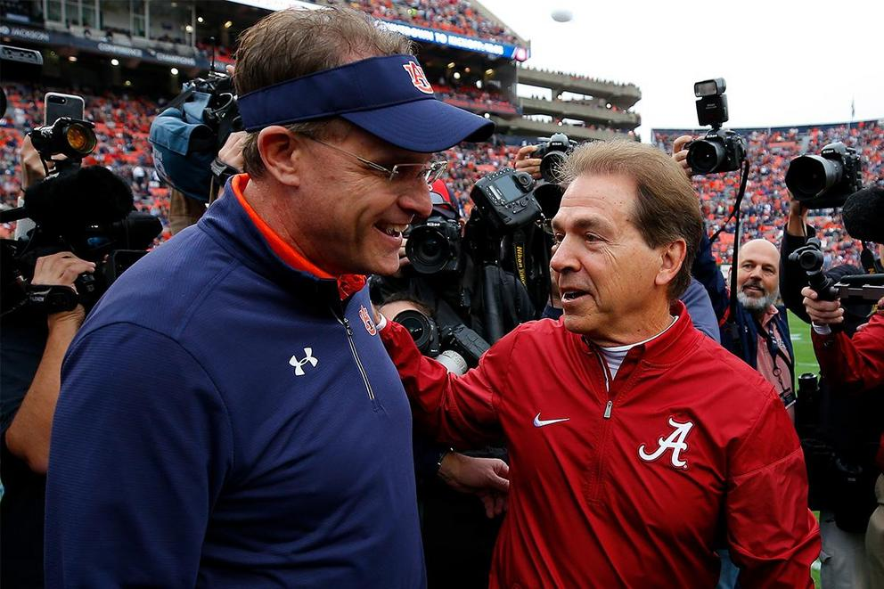 Who will win the Iron Bowl in 2019: Alabama or Auburn?