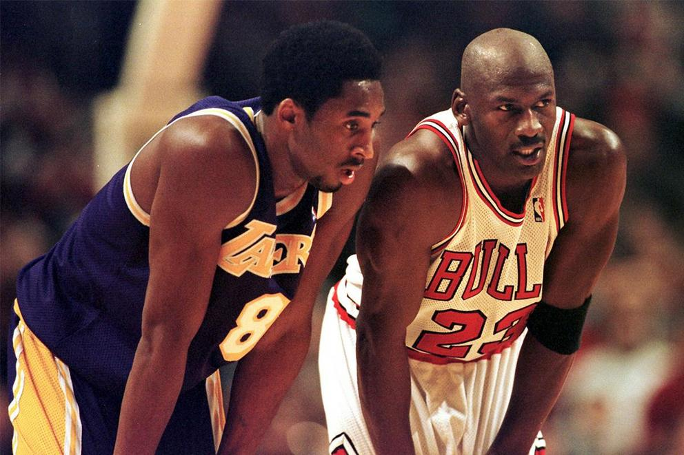 Greatest NBA player ever: Michael Jordan or Kobe Bryant?