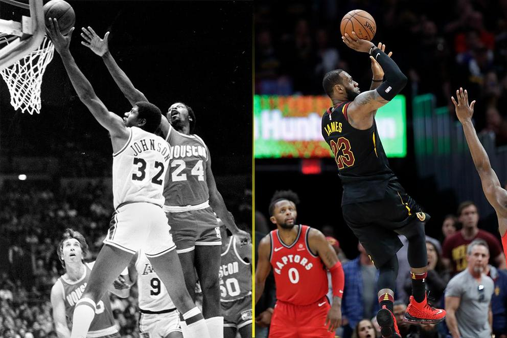 Most clutch NBA player: Magic Johnson or LeBron James?