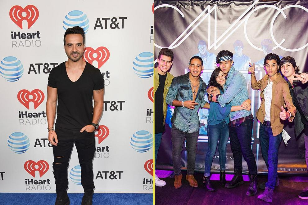 Choice Latin Artist: Luis Fonsi or CNCO?