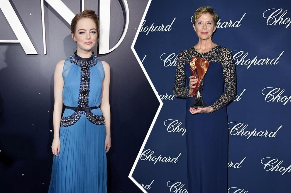 Who will win Best Actress, Musical or Comedy: Emma Stone or Annette Bening?