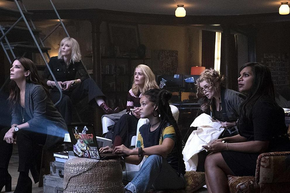 Is 'Ocean's 8' worth watching?