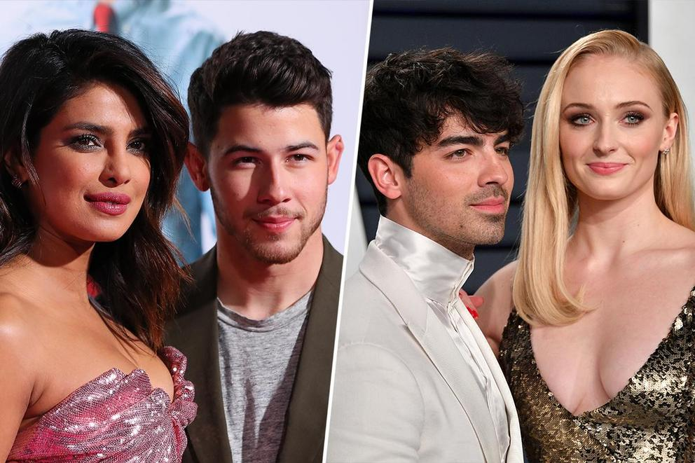Favorite Jonas couple: Nick and Priyanka, or Joe and Sophie?