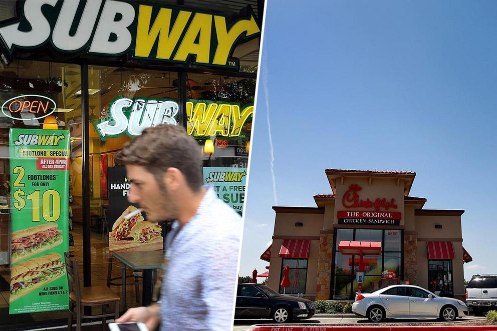 Best fast food cookie: Subway or Chick-fil-A?