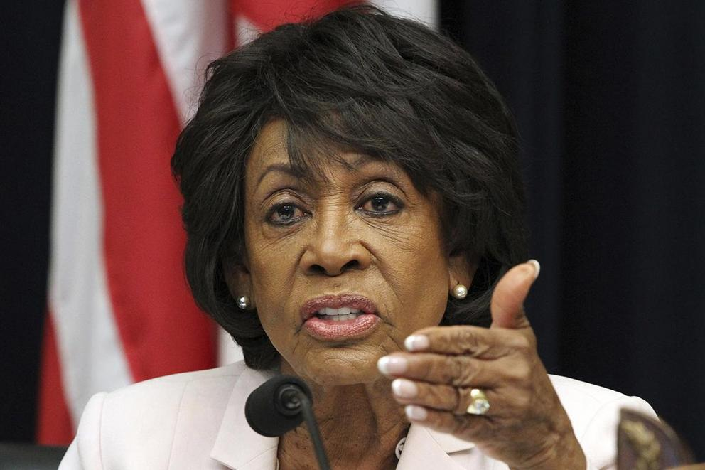 Is Maxine Waters too radical?