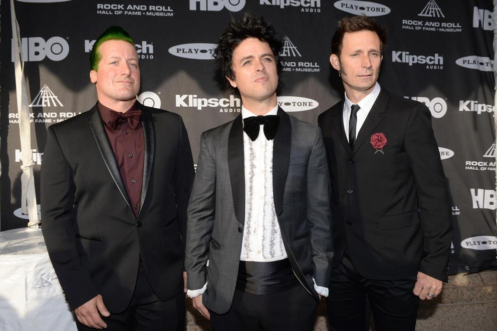 Green Day has a new studio album coming out: 'Revolution Radio'