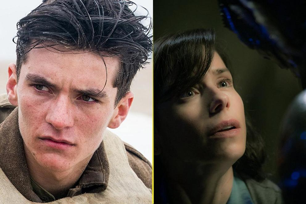 Best Drama at the Golden Globes: 'Dunkirk' or 'The Shape of Water'?