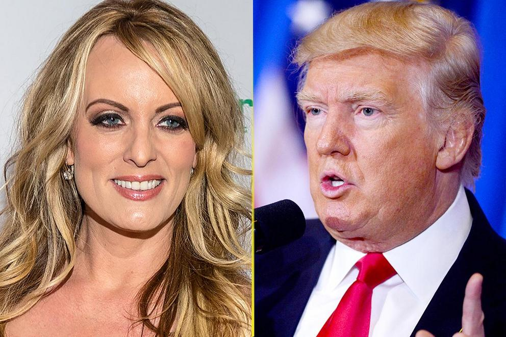 Who do you trust more: Stormy Daniels or President Trump?