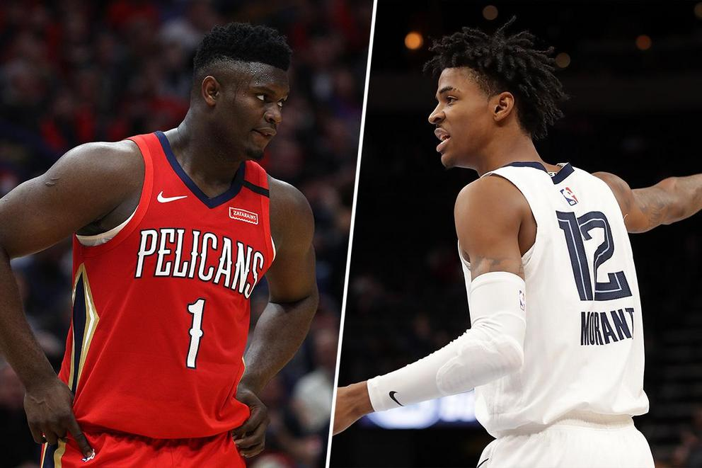 Who would you rather build a team around: Zion Williamson or Ja Morant?