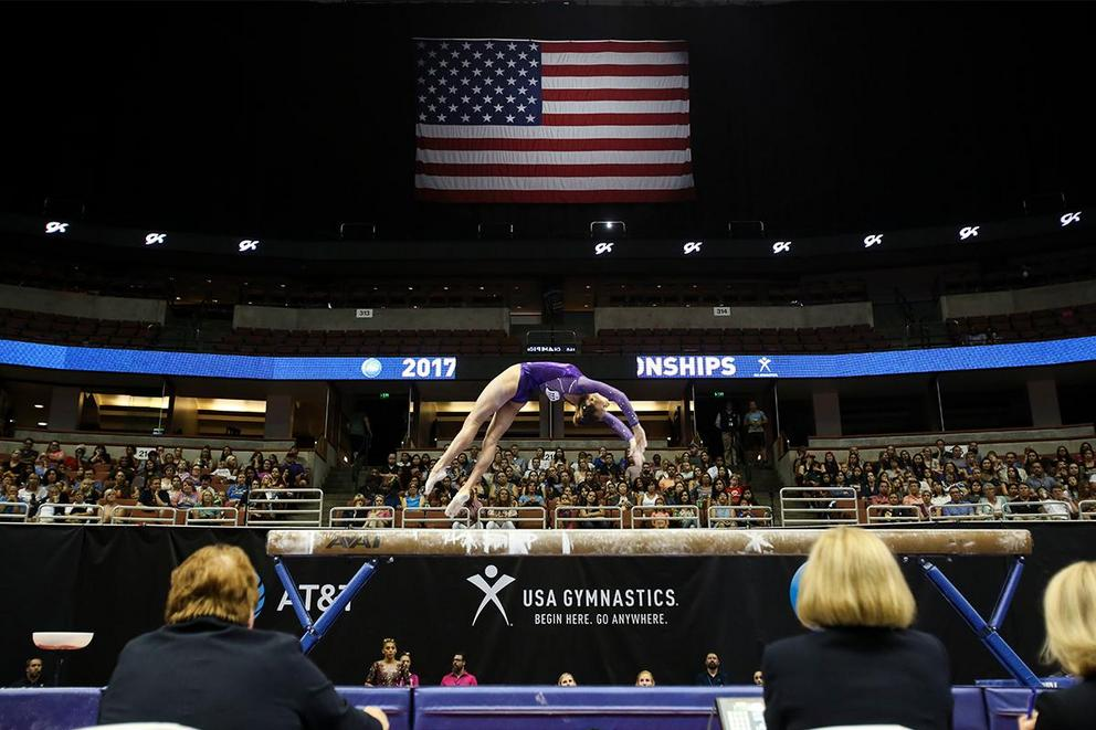 Would you trust USA Gymnastics with your child?