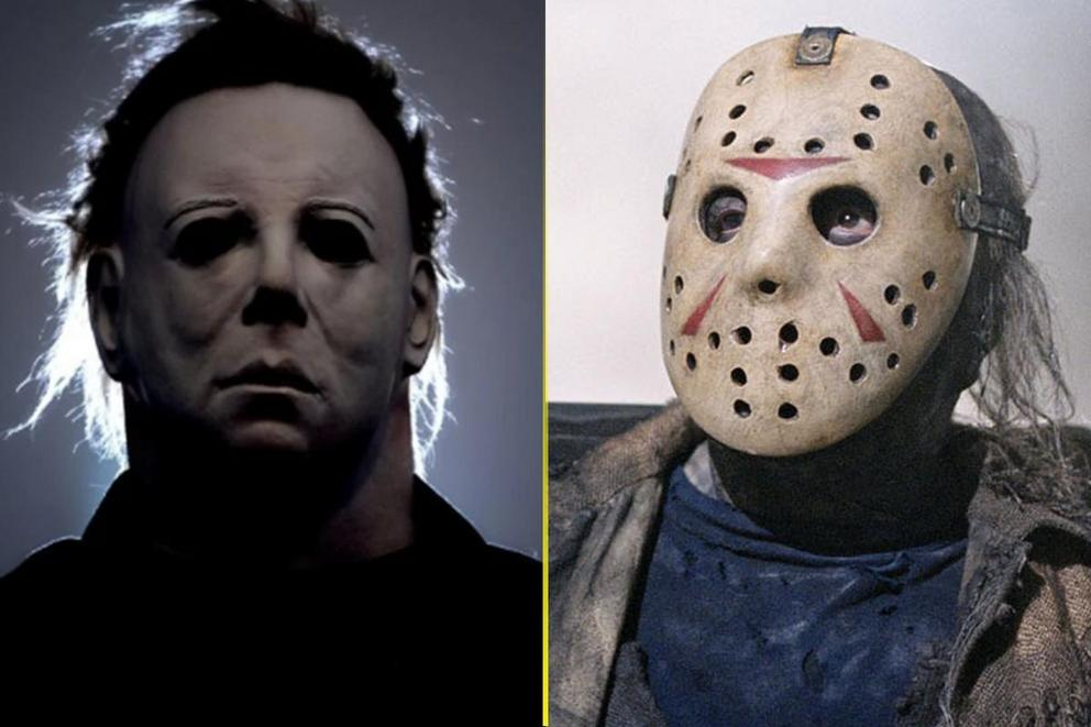 Scariest movie monster: Michael Myers or Jason Voorhees?