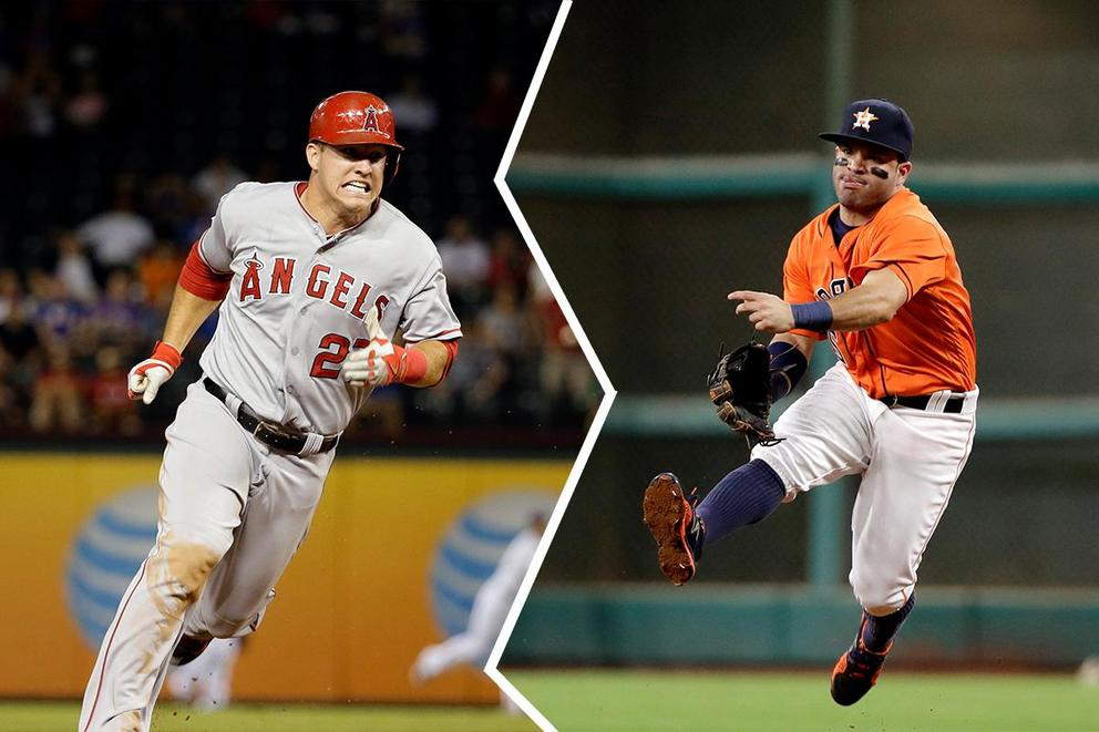 Who really deserved to be AL MVP: Mike Trout or Jose Altuve?