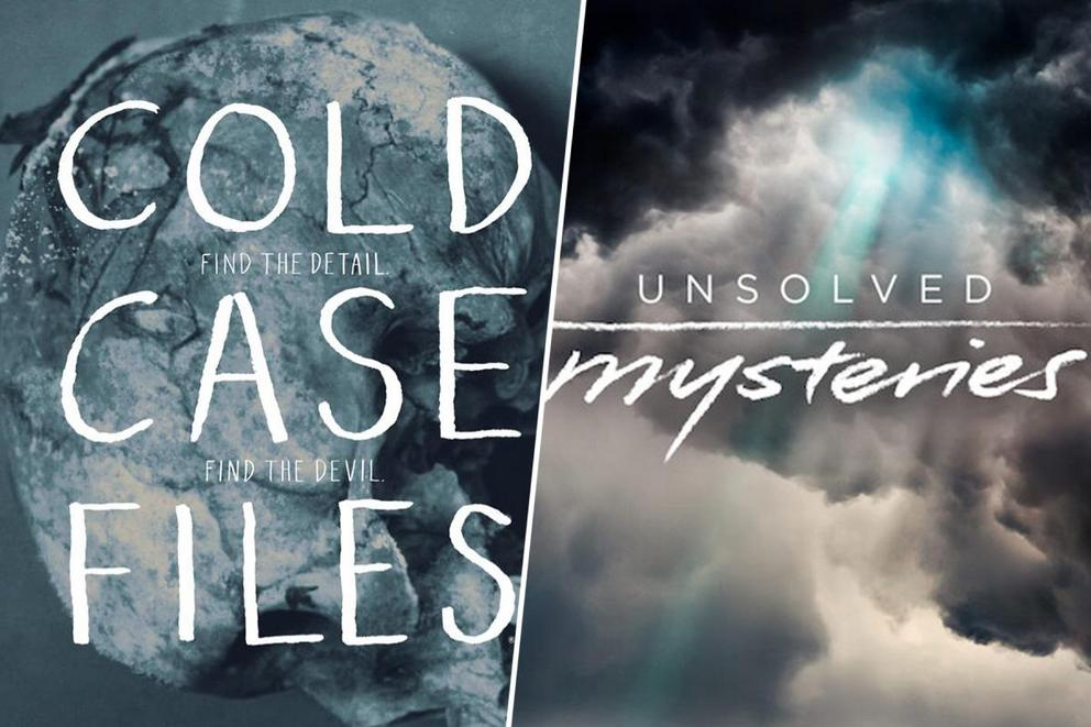 Netflix obsession: 'Cold Case Files' or 'Unsolved Mysteries'?