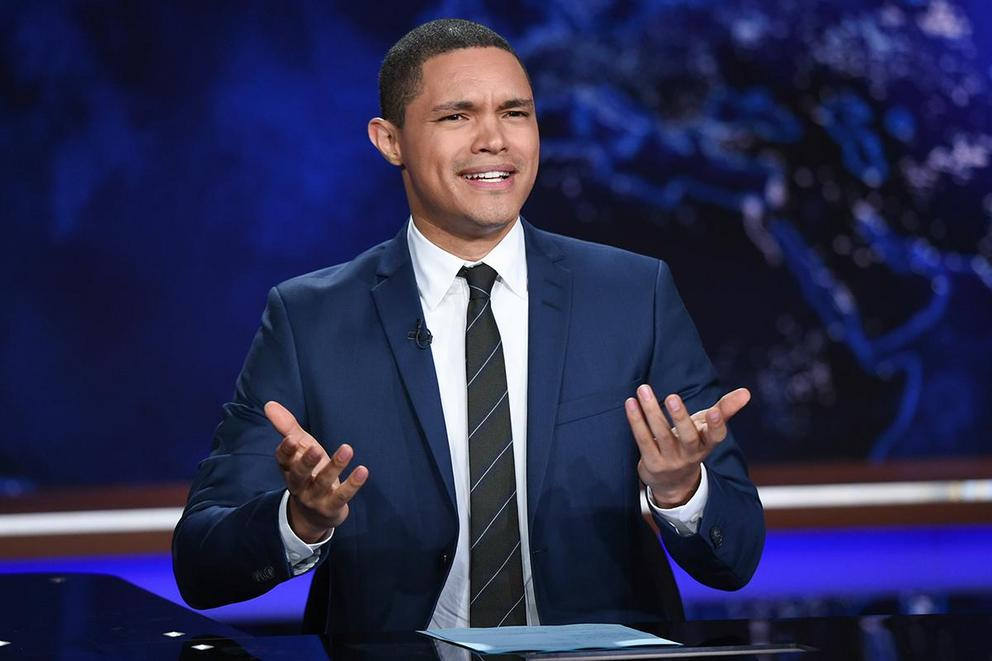 Is 'Daily Show' still any good a year after Trevor Noah took over?