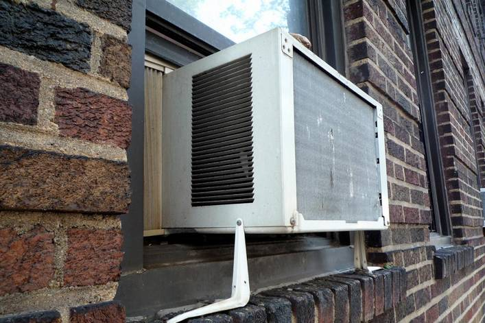 Is air conditioning for the weak?