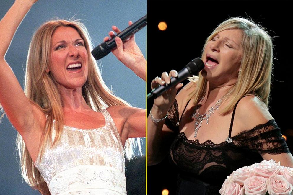 Greatest adult contemporary female vocalist: Celine Dion or Barbra Streisand?